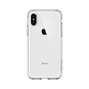Купить Чехол Spigen Crystal Hybrid Clear для iPhone X/XS
