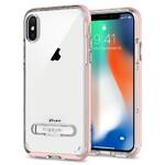 Чехол Spigen Crystal Hybrid Rose Gold для iPhone X/XS