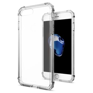 Купить Чехол Spigen Crystal Shell Clear Crystal для iPhone 7 Plus/8 Plus