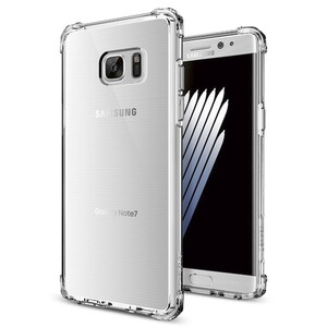 Купить Чехол Spigen Crystal Shell Clear Crystal для Samsung Galaxy Note 7