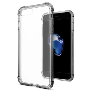 Купить Чехол Spigen Crystal Shell Dark Crystal для iPhone 7 Plus/8 Plus