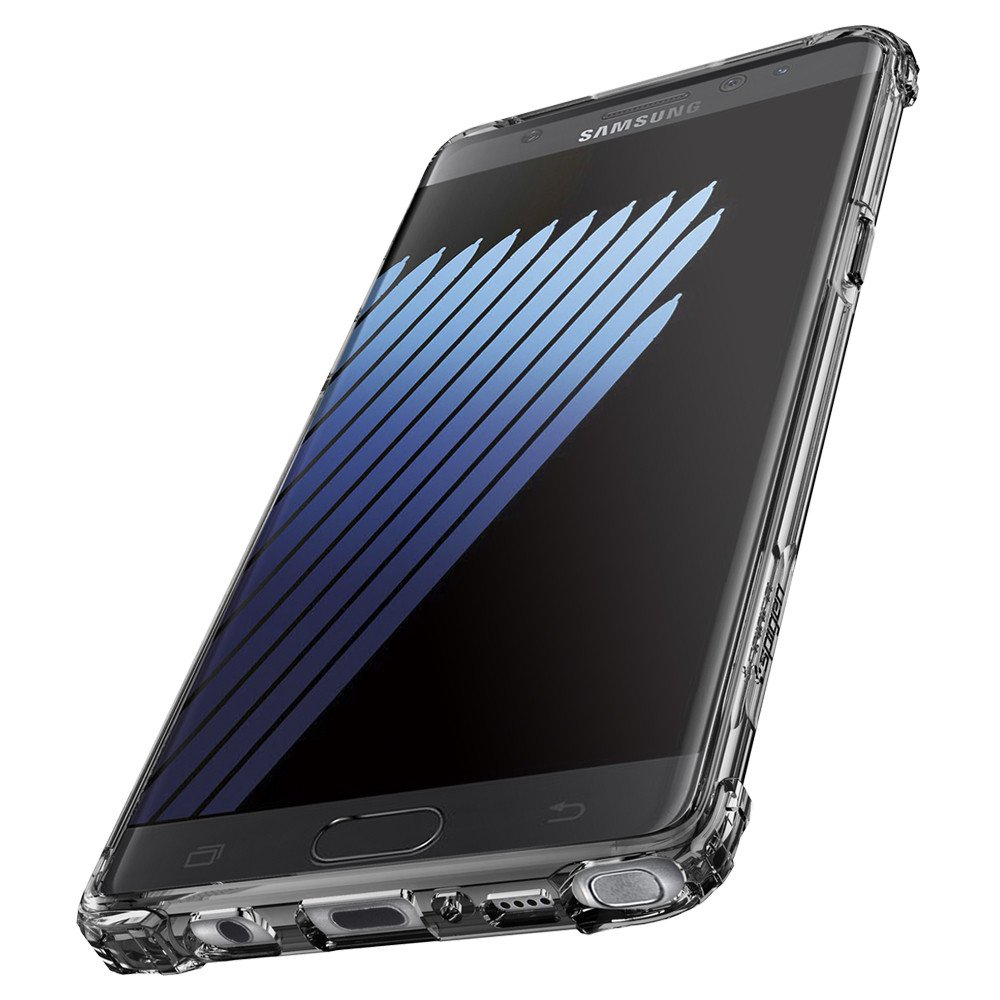 Чехол Spigen Crystal Shell для APPLE iPhone 7 / 8 Crystal Clear 042CS20306
