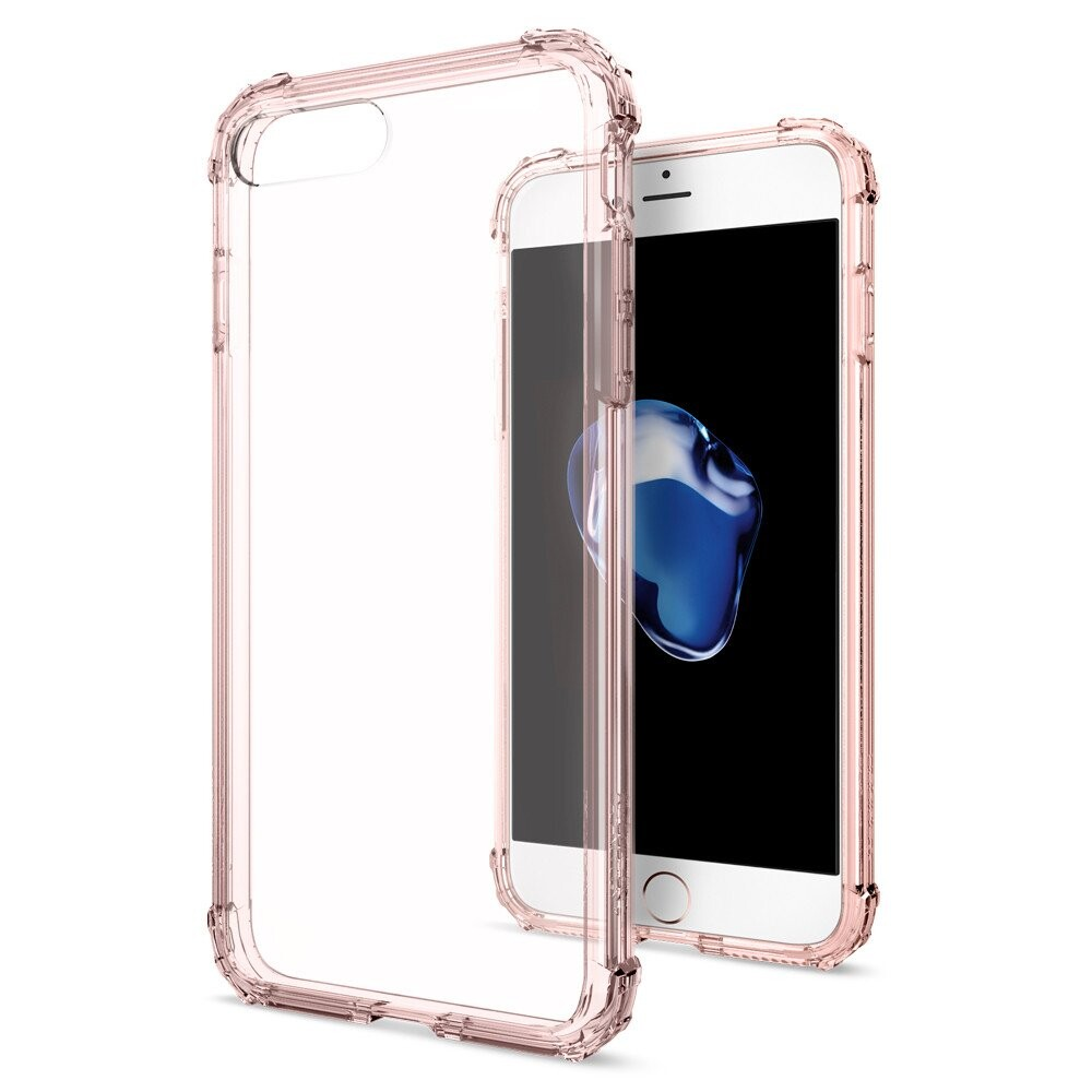Чехол Spigen Crystal Shell Rose Crystal для iPhone 7 Plus