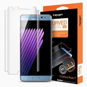 Купить Защитная пленка Spigen Curved Crystal HD для Samsung Galaxy Note 7