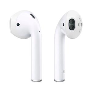 Купить Силиконовые накладки Spigen Ear Tips White для Apple AirPods