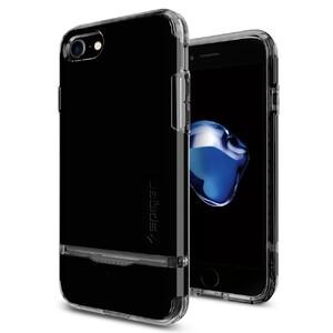 Купить Чехол Spigen Flip Armor Jet Black для iPhone 7/8