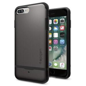 Купить Чехол Spigen Flip Armor Gunmetal для iPhone 7 Plus/8 Plus