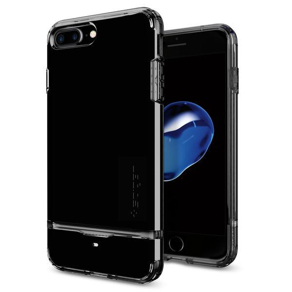 Чехол Spigen Flip Armor Jet Black для iPhone 7 Plus