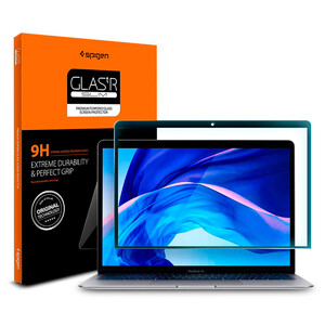 Купить Защитное стекло Spigen GLAS.tR SLIM Screen Protector для MacBook Air 13/Pro 13