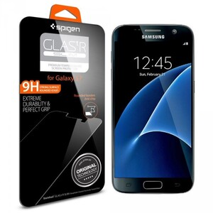 Купить Защитное стекло Spigen GLAS.tR SLIM для Samsung Galaxy S7