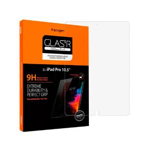 """Купить Защитное стекло Spigen GLAS.tR SLIM для iPad 7 10.2""""/Air 3/Pro 10.5"""" (1 стекло)"""