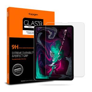 """Купить Защитное стекло Spigen GLAS.tR SLIM для iPad Air 4/Pro 11"""" (2020/2018)"""