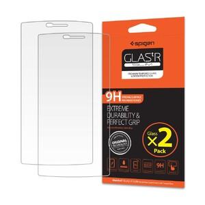 Купить Защитное стекло Spigen GLAS.tR SLIM для LG G4 (2 стекла)