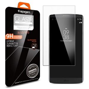 Купить Защитное стекло Spigen GLAS.tR SLIM для LG V10