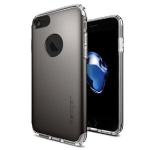 Купить Чехол Spigen Hybrid Armor Gunmetal для iPhone 7