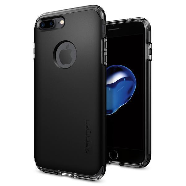Чехол Spigen Hybrid Armor Black для iPhone 7 Plus