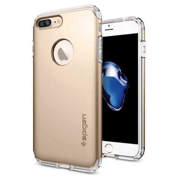 Чехол Spigen Hybrid Armor Champagne Gold для iPhone 7 Plus | 8 Plus