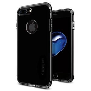 Купить Чехол Spigen Hybrid Armor Jet Black для iPhone 7 Plus