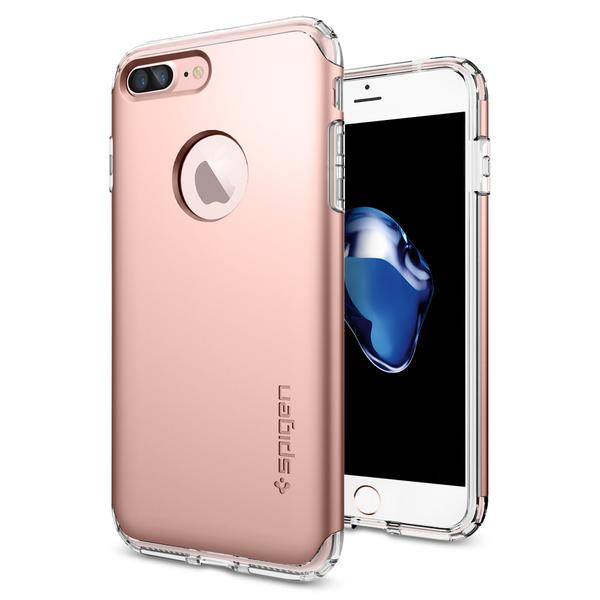 Чехол Spigen Hybrid Armor Rose Gold для iPhone 7 Plus