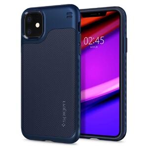 Купить Чехол Spigen Hybrid NX Navy Blue для iPhone 11