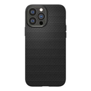 Защитный чехол Spigen Liquid Air Matte Black для iPhone 13 Pro