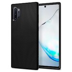 Чехол Spigen Liquid Air Midnight Black для Samsung Galaxy Note 10+