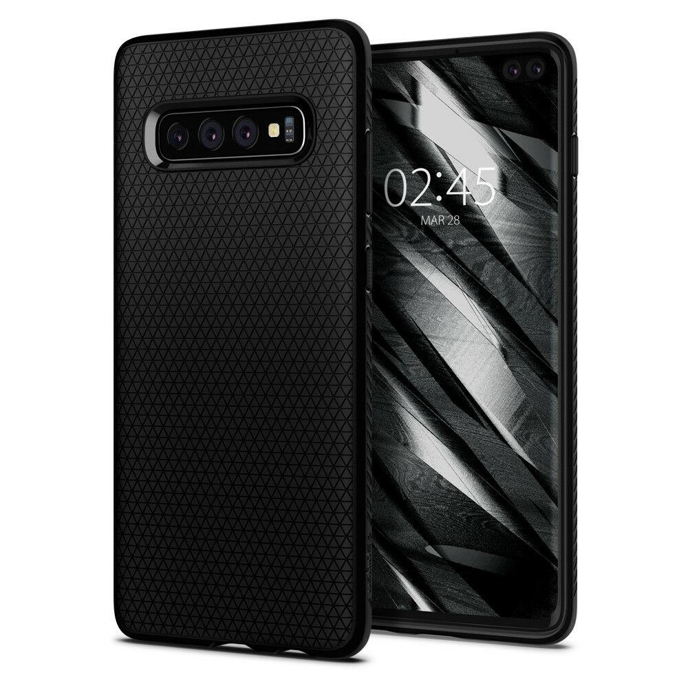 Купить Защитный чехол Spigen Liquid Air для Samsung Galaxy S10 Plus
