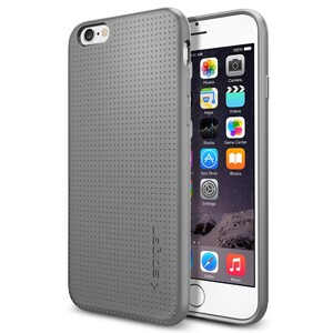 Купить Чехол Spigen Liquid Armor Gray для iPhone 6/6s