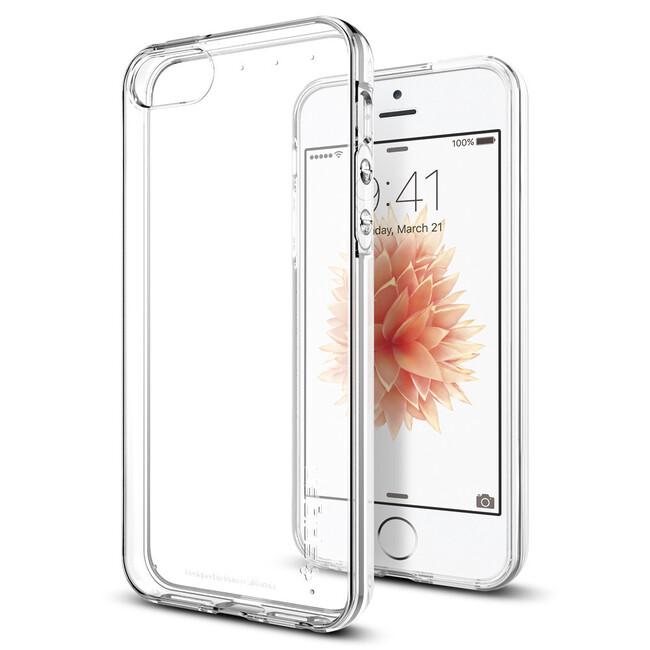 Чехол Spigen Liquid Armor для iPhone SE/5S/5