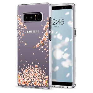 Купить Чехол Spigen Liquid Crystal Blossom для Samsung Galaxy Note 8