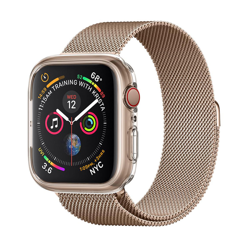 Купить Чехол Spigen Liquid Crystal для Apple Watch 40mm SE | 6 | 5 | 4