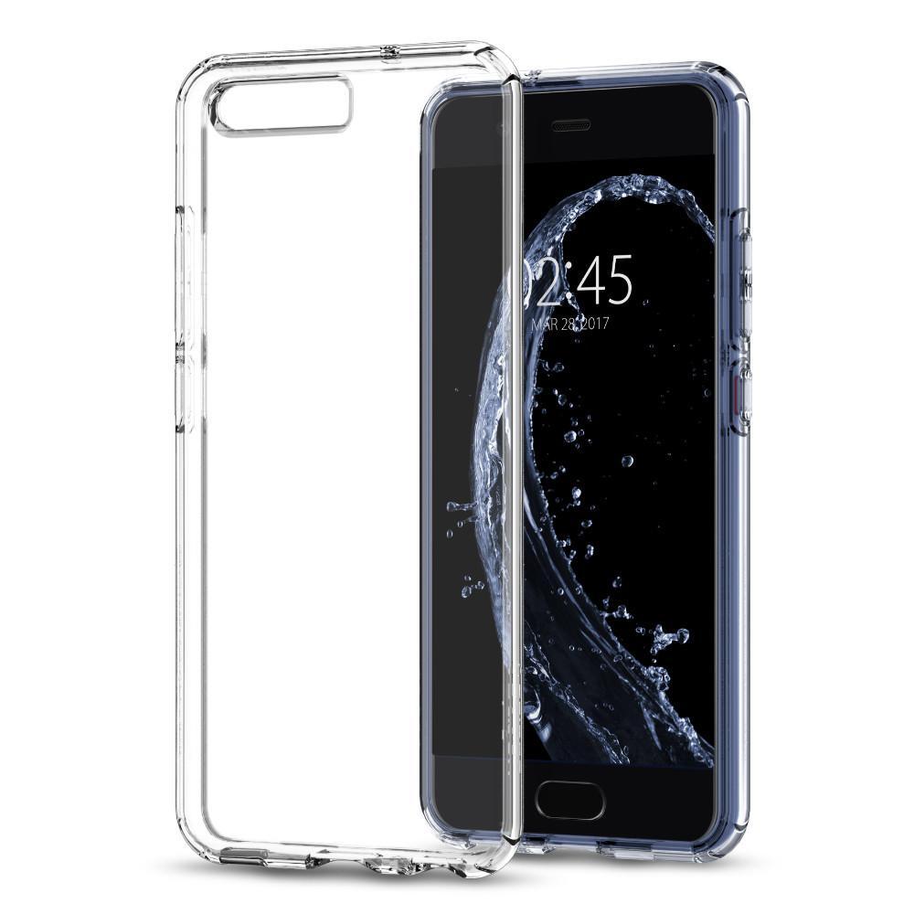 Купить Чехол Spigen Liquid Crystal Crystal Clear для Huawei P10