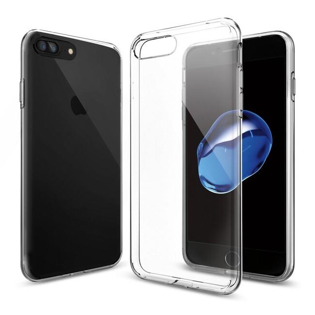Чехол Spigen Liquid Crystal Crystal Clear для iPhone 7 Plus
