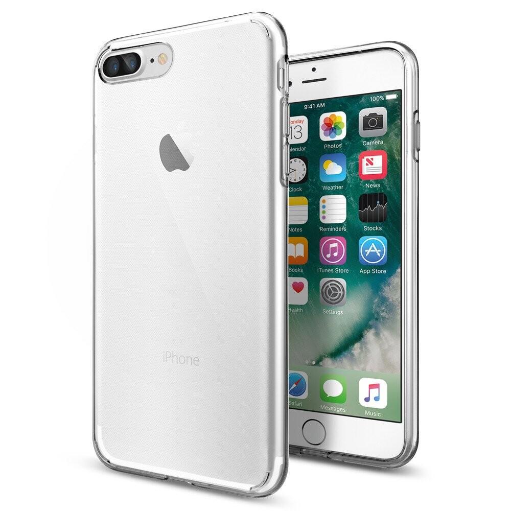 Чехол Spigen Liquid Crystal Crystal Clear для iPhone 7 Plus/8 Plus