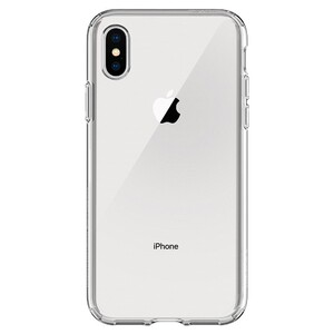 Купить Чехол Spigen Liquid Crystal Crystal Clear для iPhone X