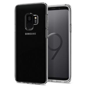 Купить Чехол Spigen Liquid Crystal Crystal Clear для Samsung Galaxy S9