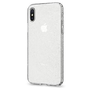 Купить Чехол Spigen Liquid Crystal Glitter Crystal Quartz для iPhone X