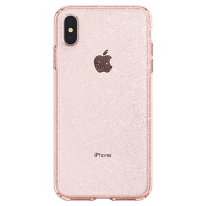 Купить Чехол Spigen Liquid Crystal Glitter Rose Quartz для iPhone XS Max