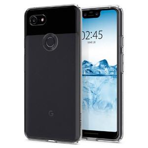 Купить Чехол Spigen Liquid Crystal Crystal Clear для Google Pixel 3 XL