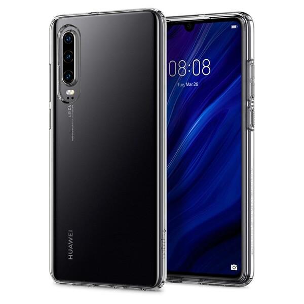 Чехол Spigen Liquid Crystal для Huawei P30