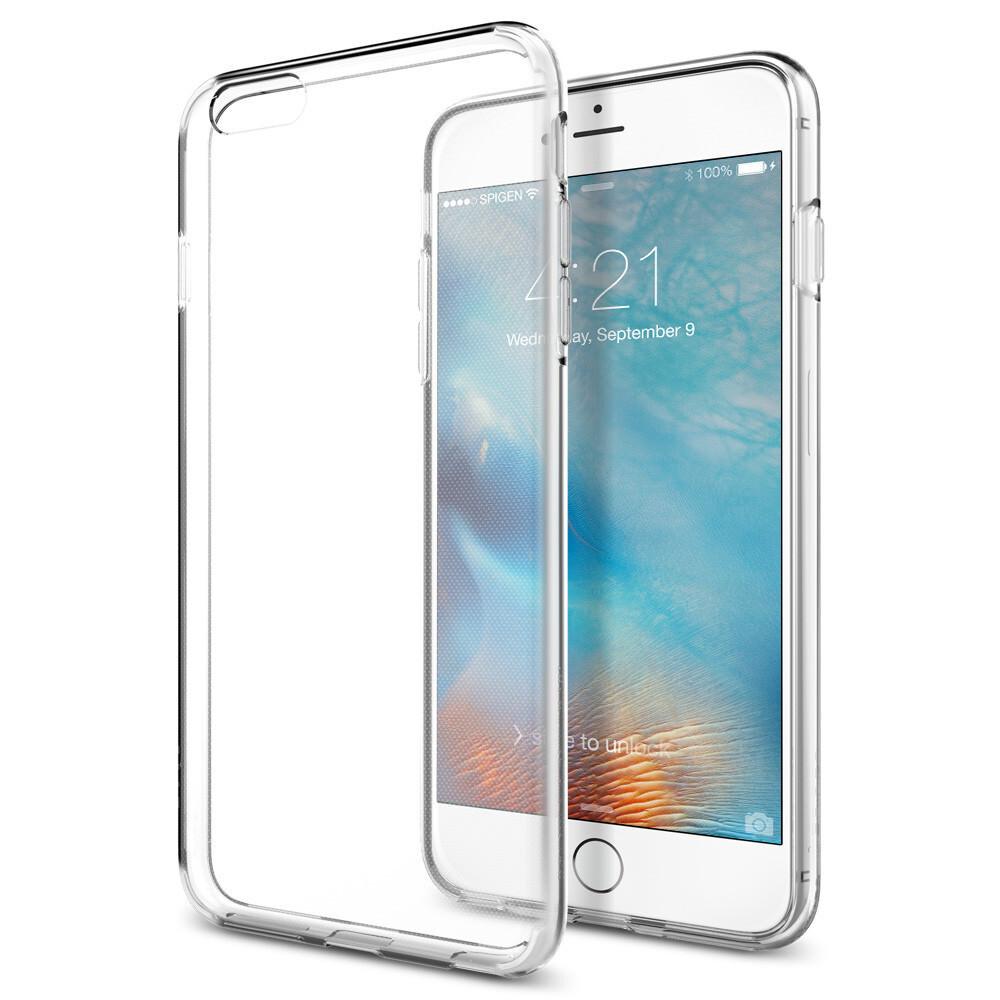 Чехол Spigen Liquid Crystal для iPhone 6/6s Plus