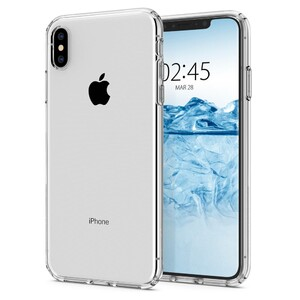 Купить Чехол Spigen Liquid Crystal для iPhone XS Max