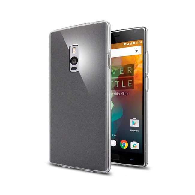 Чехол Spigen Liquid Crystal для OnePlus 2
