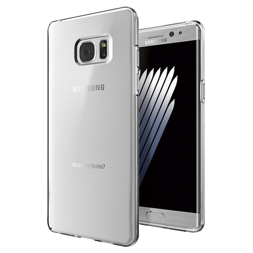 Купить Чехол Spigen Liquid Crystal для Samsung Galaxy Note 7