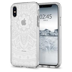 Купить Чехол Spigen Liquid Crystal Shine для iPhone X/XS
