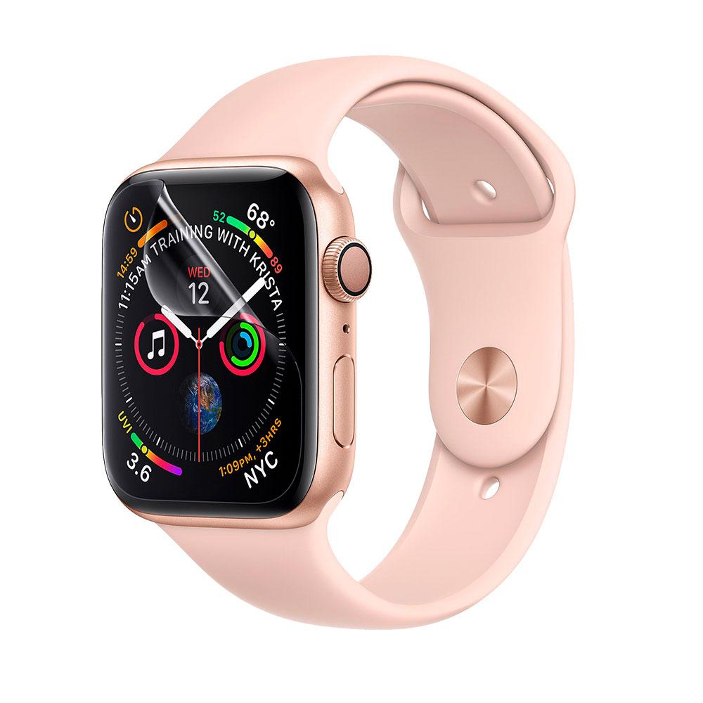 Купить Защитная пленка Spigen Neo Flex для Apple Watch 40mm SE | 6 | 5 | 4 (3 пленки)