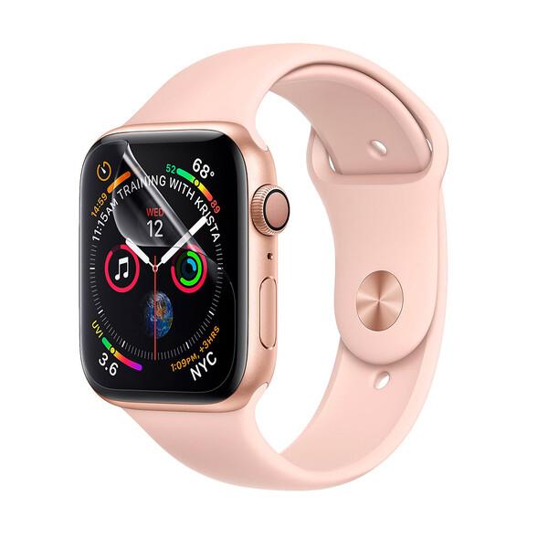 Защитная пленка Spigen Neo Flex для Apple Watch 40mm SE | 6 | 5 | 4 (3 пленки)