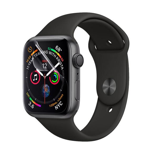 Защитная пленка Spigen Neo Flex для Apple Watch 44mm SE | 6 | 5 | 4 (3 пленки)