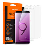 Защитная пленка Spigen Neo Flex для Samsung Galaxy S9 Plus (2 пленки)