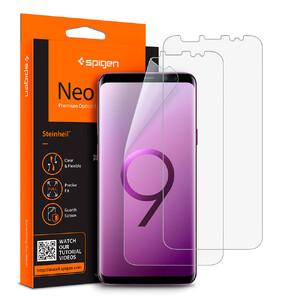 Купить Защитная пленка Spigen Neo Flex для Samsung Galaxy S9 Plus (2 пленки)